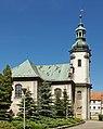 Ziębice, Wałowa, kostel, celkový pohled.jpg