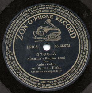 Zonophone - Image: Zonophone