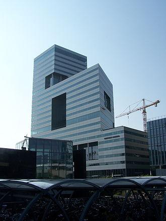 Ito-toren - Image: Zuidas 4
