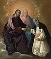 Zurbarán - The Mystic Marriage of Saint Catherine of Siena, c. 1645.jpg