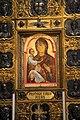 """""""Madonna sotto gli organi"""", icona del XII°- XIII° secolo, conservata all'interno del Duomo - panoramio.jpg"""