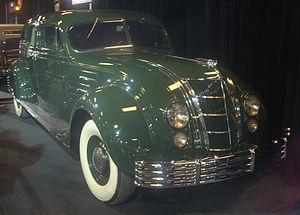 Chrysler Imperial - 1934 Chrysler Imperial