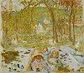'En Barque' by Pierre Bonnard, c. 1907s.jpg