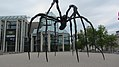 'Maman' Spider Sculpture, National Gallery of Canada, Sussex Dr, Ottawa (491814) (9447578845).jpg