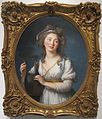 'Portrait of a Young Woman Playing a Lyre' by Marie Vigée-Lebrun, Cincinnati.jpg