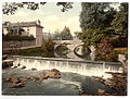 (Abbey bridge, Tavistock, England) (LOC) (16212703796).jpg