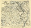 (March 13, 1945), HQ Twelfth Army Group situation map. LOC 2004631903.tif