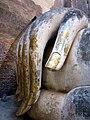 ^126 Buddha Hand Sukhothai,Thailand , หัตถ์พระพุทธเจ้าที่วัดศรีชุม - panoramio.jpg