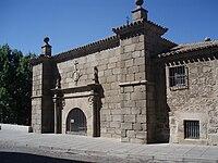 Ávila. Ermita del Humilladero.JPG