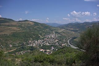 Çorovodë Municipal unit in Berat, Albania