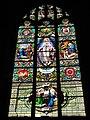 Église Saint-Georges de Chevrières (Oise) vitrail 01.JPG