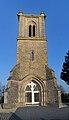 Église Saint-Grégoire de Catz. Vue ouest.jpg