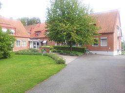 Den den Östrae Göinge kommunehuse
