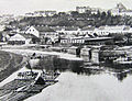 Łomża Port rzeczny 1912.jpg