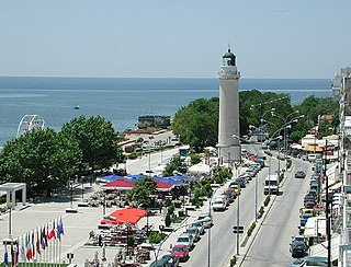 Alexandroupoli Place in Greece