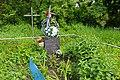 Бабин, Братська могила 4 радянських воїнів, на кладовищі.jpg