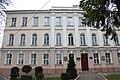 Будинок колишньої гімназії, де навчались Мануїльський.jpg