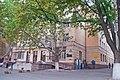 Будівля школи, в якому до Великої Вітчизняної війни навчався Я. Гордієнко – партизан-розвідник.jpg