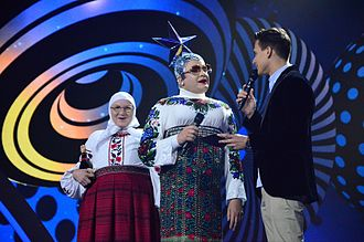 Verka Serduchka - Serduchka at Eurovision Song Contest 2017