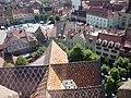 Вид на Сібіу з дзвінниці собору.jpg