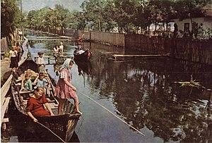 Russians - Lipovans in the Danube delta