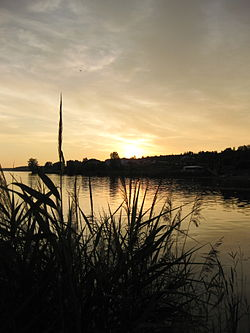 Восход на реке.JPG