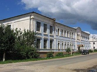Bely, Tver Oblast - In Bely