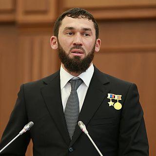 Magomed Daudov