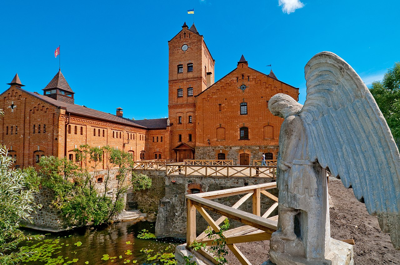 Историко-культурный комплекс «Замок Радомысль» в здании старинной мельницы