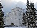 Зимний Ярославль, Знаменская башня.jpg