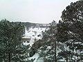Зимний вид с крыши гостиницы №1 на озеро и манеж - panoramio.jpg