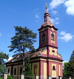 Kanjiža - Orthodox church