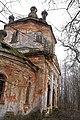Климентовский погост, д. Заполье. St. Klement's country churchyard, Zapol'e. - panoramio.jpg