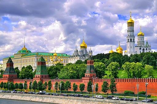 Московский Кремль - ансамбль памятников архитектуры XV-XVI