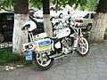 Мотоцикл Дорожной Полиции МВД РК.JPG