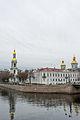 Набережная Крюкова канала. Вид на колокольню Николо-Богоявленского Морского собора со Старо-Никольского моста.jpg