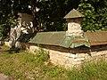 Ограда церкви Сергия и Никандра в Изборске.JPG