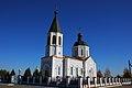 Покровская церковь с интерьером (Белгородская область, Строитель, село Покровка).JPG