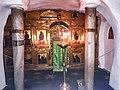 Підземна печерна церква Прп. Антонія Печерського у Ближніх печерах Києво-Печерської лаври.jpg
