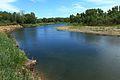 Река Урал у горы Верблюжка - panoramio.jpg