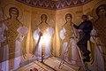 Роспись шатрового купола собора Спаса Преображения, верхний ярус (архангельский чин).jpg