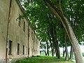 Старый замок. Внешняя стена. Гродно. Old Castle. The outer wall. Grodno. - panoramio.jpg