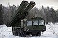Ураган-1М - Тренировка курсантов Михайловской военной артиллерийской академии 02.jpg