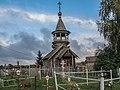 Часовня Илии пророка деревня Пяльма 3, Пудожский район, Карелия.jpg
