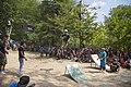 فستیوال نبض گرجی محله - جشن رنگ - ورزش های نمایشی و سرسره گلی محسن علیزاده دوچرخه.jpg