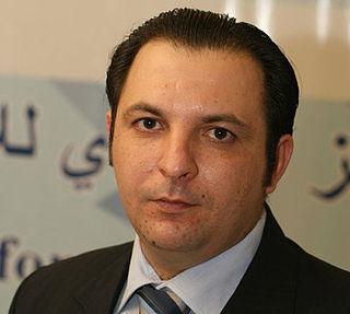 Mazen Darwish Syrian lawyer and free speech advocate