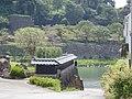 人吉城趾 Hitoyoshi Castle Mark - panoramio.jpg