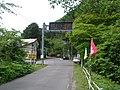 北海道道675号立待岬函館停車場線・市道谷地頭8号線交点1(終点側、交差点手前の道路情報表示板付近から).jpg