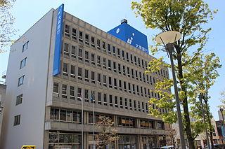 大東銀行の本店