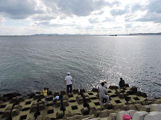 Dalian Bay
